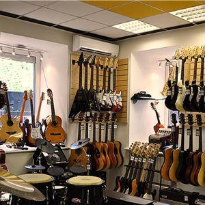 Музыкальные магазины Фирсановки