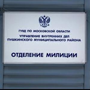 Отделения полиции Фирсановки