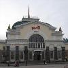 Железнодорожные вокзалы в Фирсановке