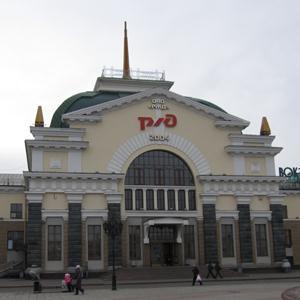 Железнодорожные вокзалы Фирсановки